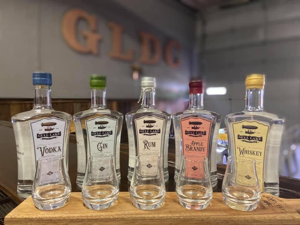 MEMBER SPOTLIGHT: Gull Lake Distilling Company