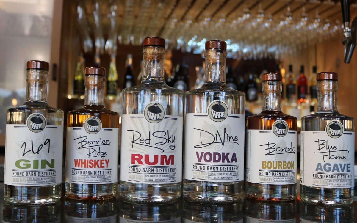 MEMBER SPOTLIGHT: Round Barn Distillery