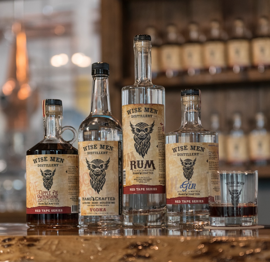 MEMBER SPOTLIGHT: Wise Men Distillery