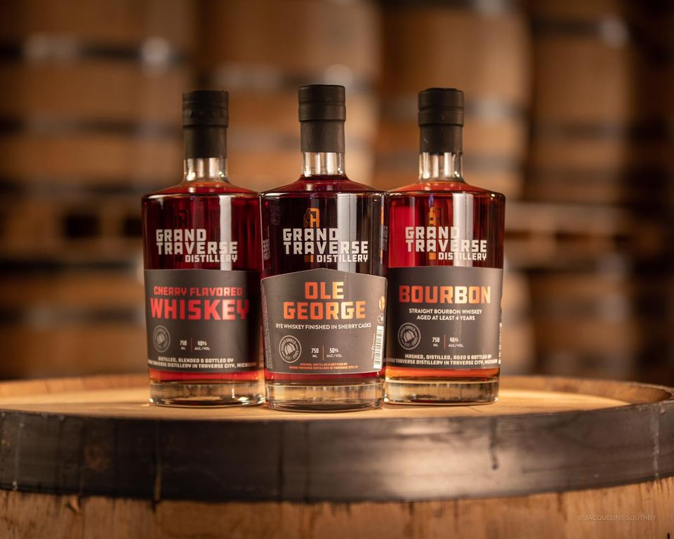 Member Spotlight: Grand Traverse Distillery