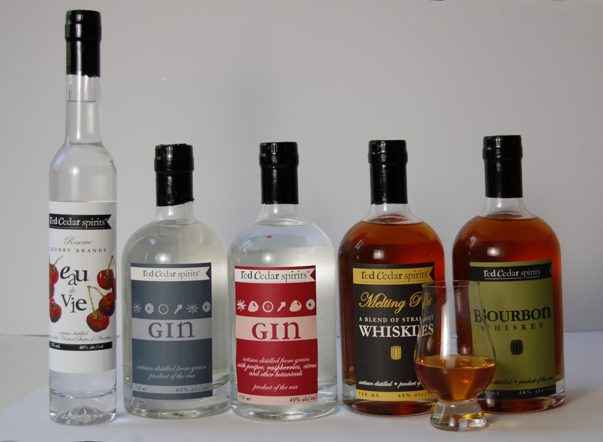 Member Spotlight: Red Cedar Spirits