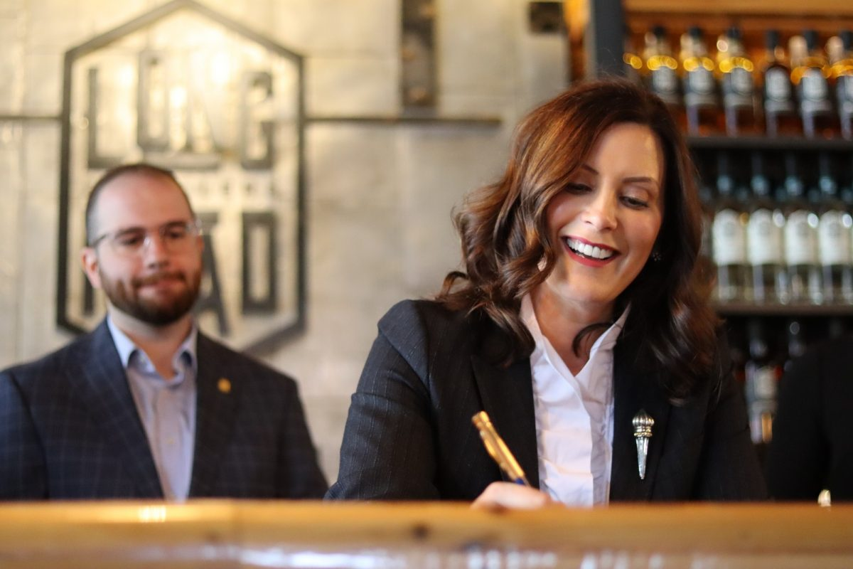 Governor Whitmer Signs Bills Benefitting Michigan Craft Distillers